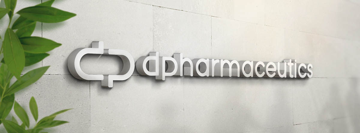 dpharmaceutics logowall